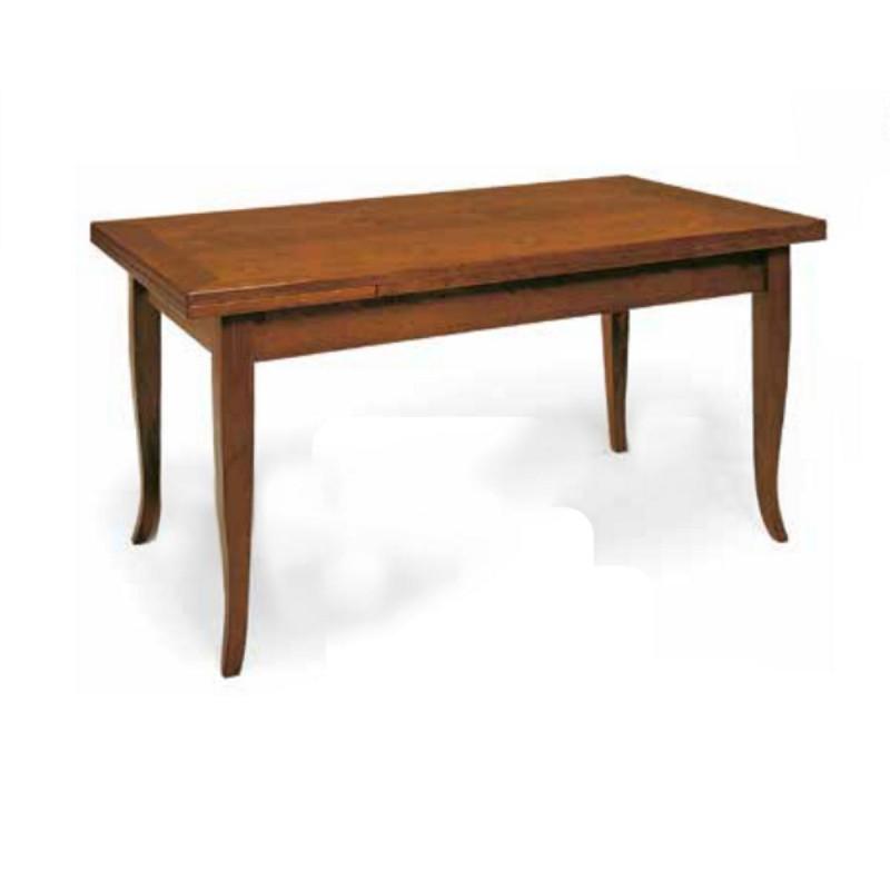 Tavolo rettangolare allungabile art 13s