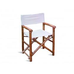 sedia da regista in bambù chb02